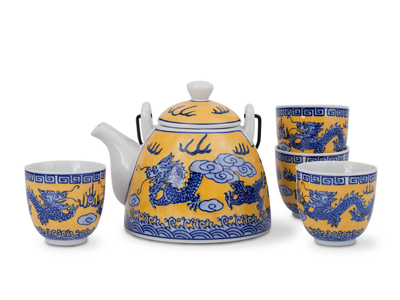 dragon teaset